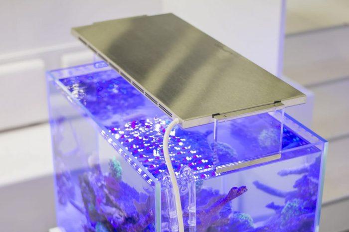 LUPYLED theONE - UV LED - Gestaltungsbeispiel für zukünftige UV-Klärer mit UVC LED