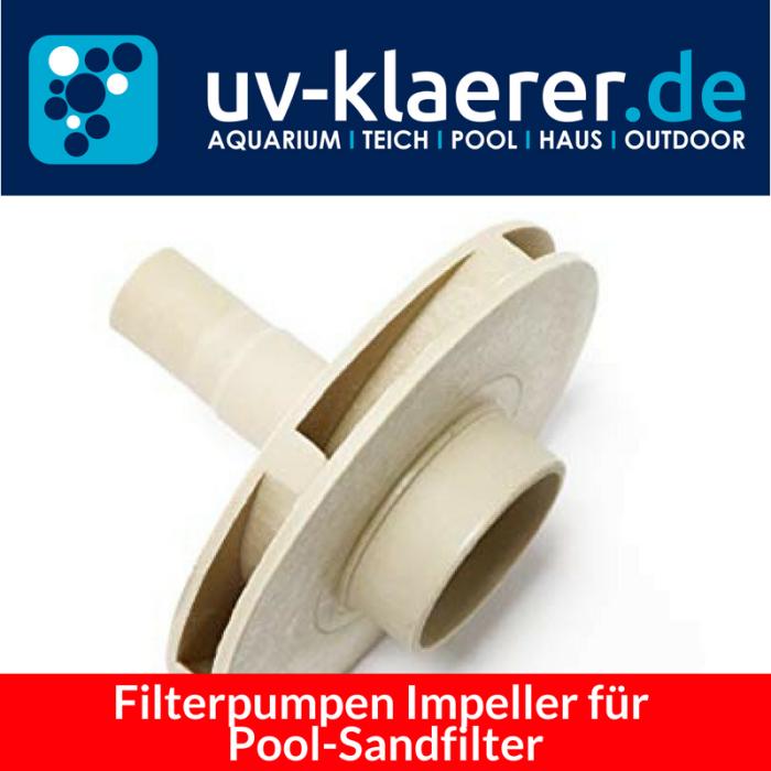Impeller für Sandfilterpumpe