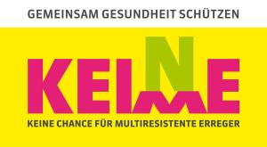 uv-klaerer.de unterstützt die Initiative Keine Keime - Keine Chance für Multiresistente Erreger