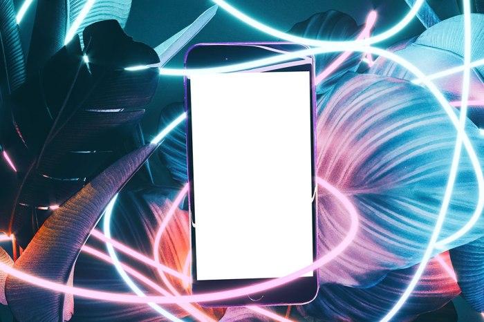 LED-phone_UVC LED